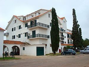 Carmelo, Uruguay - Hotel Casino de Carmelo