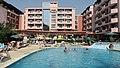 Hotel IZOLA Paradise , Słoneczny Brzeg, Gmina Nesebyr, Bułgaria - panoramio.jpg