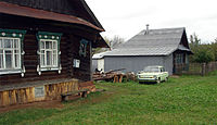 House and car in Pokrovka.jpg