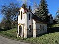 Hradecko (Kralovice) - kaplička.JPG