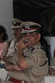 Hrishikesh Shukla DGP MP Police 03.jpg