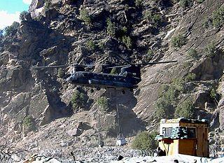 Battle of Kamdesh Operation underdown during the War in Afghanistan