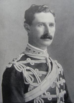 Royal North Devon Yeomanry - Hugh Fortescue, 4th Earl Fortescue (1854–1932)