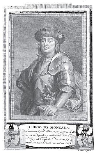 Hugo of Moncada - Hugo of Moncada