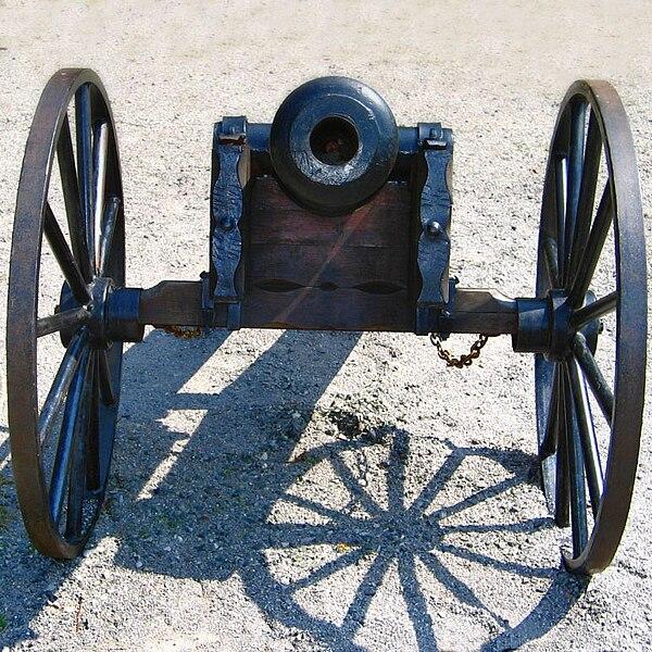 Fájl:Hungarian gun from XVI century - Castle of Szigetvar.jpg