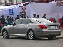 Hyundai Equus Gls Chile