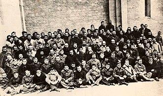 Tatarbunary uprising - Image: IICCR B007 Tatarbunary peasants