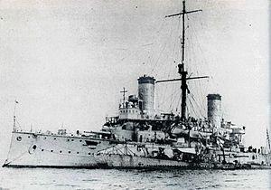 日進 (装甲巡洋艦)'s relation image