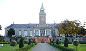 Irish Museum of Modern Art - Image: IMMA north facade wiki