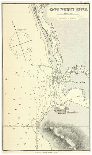 Robertsport - Image: IMRAY(1884) p 0575 LIBERIA, CAPE MOUNT RIVER