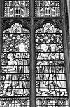 interieur, gebrandschilderde ramen - meerssen - 20274528 - rce