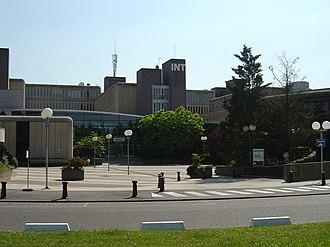 Telecom & Management SudParis - Image: INT campus 2