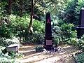 IX. Ort des Gedenkens auf dem Bergfriedhof Heidelberg für alle die ihre Freunde und Angehörigen durch AIDS verloren haben .JPG