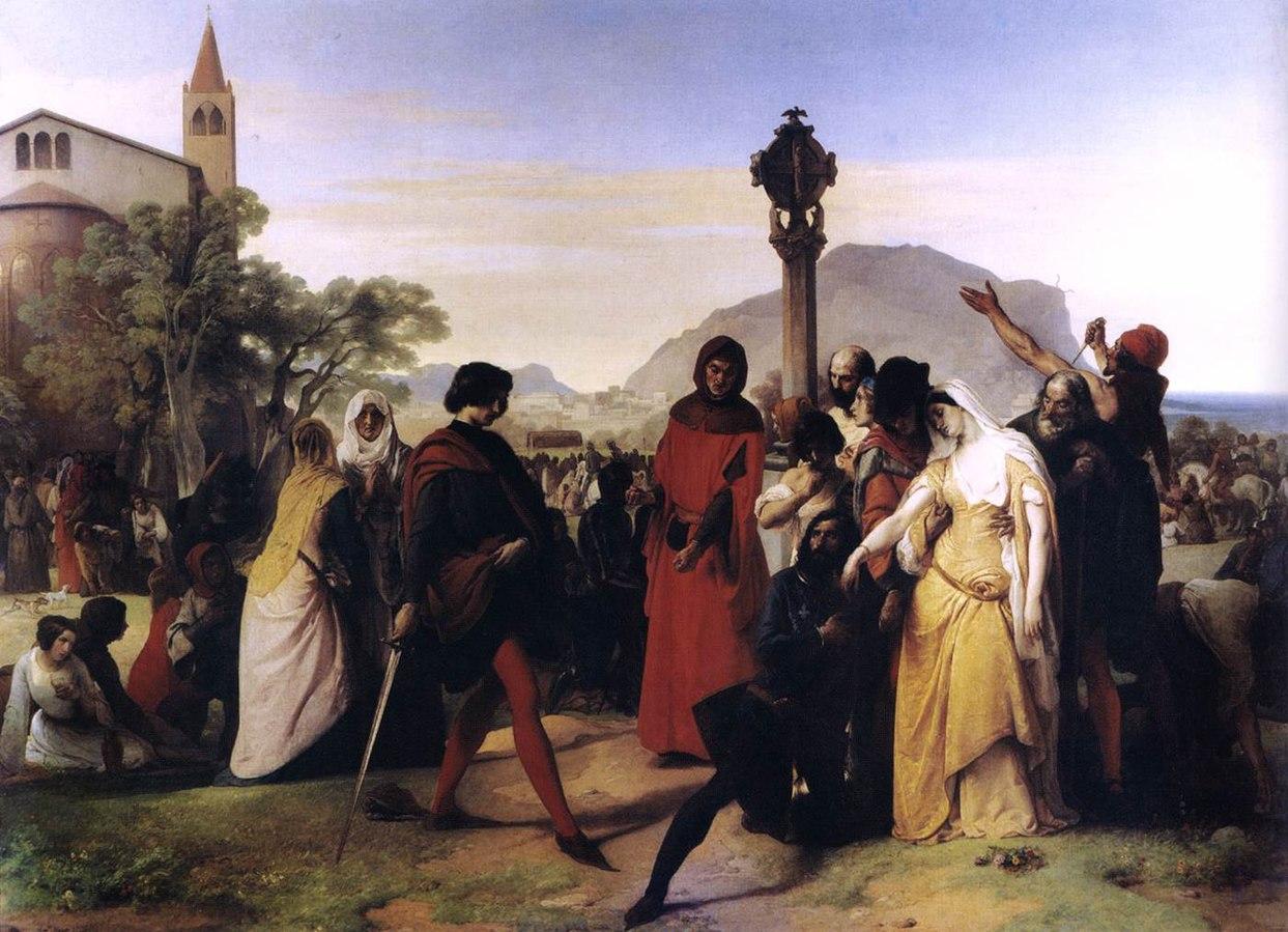 The Sicilian vespers