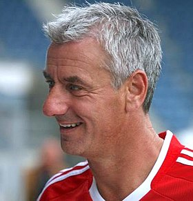 "Ian Rush was one of the members of a ""golden generation"" of Welsh football that it was believed would qualify for subsequent tournaments. Ian Rush (cropped).jpg"