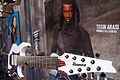 Ibanez TAM10WH Tosin Abasi model 8-string - from top - 2014 NAMM Show.jpg