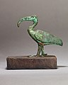Ibis on a wooden base MET 04.2.462 EGDP014628.jpg