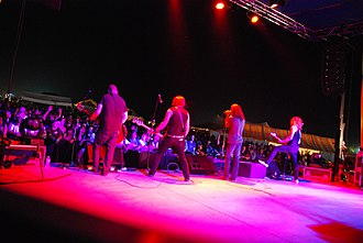 Ichthus Music Festival - Deep End Stage