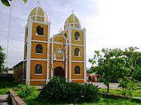 Iglesia San Fernando Rey del municipio de San Fernando de Occidente - Bolívar (Colombia).JPG