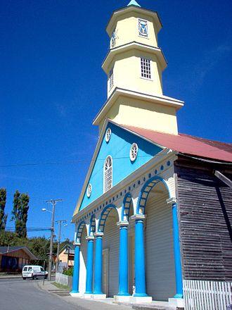 Chonchi - Iglesia San Carlos de Chonchi