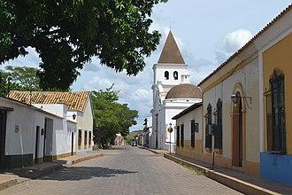 Carora - Image: Iglesia matriz de Carora