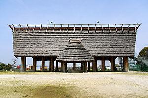 Izumi, Osaka - Ikegami-Sone Ruins