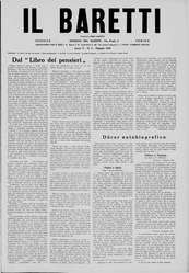 Il Baretti - Anno V, n. 5