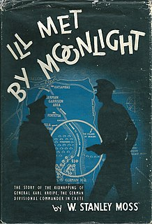 <i>Ill Met by Moonlight</i> book by W. Stanley Moss