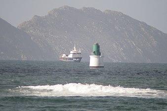 Illa do Norte ou Monteagudo (Illas Cíes).JPG