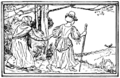 Illustration at page 101 in Grimm's Household Tales (Edwardes, Bell).png