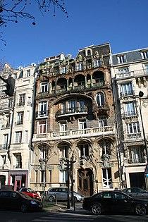 Immeuble Lavirotte - Paris - France - Facade.jpg