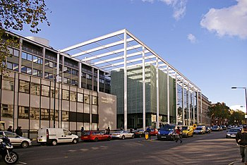 English: Imperial College, London SW7 Looking ...