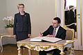 Ināra Mūrniece tiekas ar Gruzijas premjerministru (16049420018).jpg