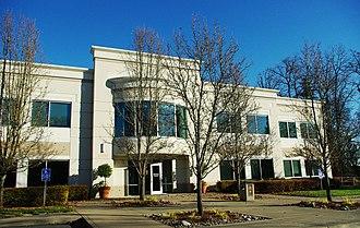 InFocus - Headquarters in Tigard, Oregon