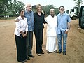 In Kilinochchi With Prof Johan Galtung.jpg