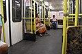 In subway car of Budapest Metro line 1.jpg