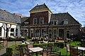 """In this old Alkmaar building there is now a restaurant, """"de heren van Sonoy"""" - panoramio.jpg"""