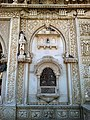 Inde Rajasthan Bikaner Temple Deshnoke Rats Porte Rats - panoramio.jpg
