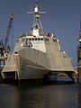 Independence (LCS 2) before being commissioned.jpg