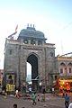 Indien2012 1215 Tuljapur Bhavani Temple Eingangstor.jpg