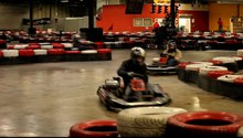 Файл:Indoor Kart Racing.ogv