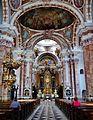 Innsbruck Dom St. Jakob Innen Langhaus Ost 4.jpg