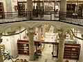 Interior Biblioteca Municipal Antiguo Hospital de Valencia 09.JPG