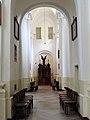 Interior of Saint Francis church in Warsaw - 05.jpg