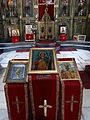Interior of Sveti Dimitrija Orthodox Church - Old Town (Carsija) - Skopje - Macedonia - 01.jpg