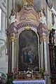 Interior of the Church of Saints Peter and Paul in Nová Ríše 12.jpg