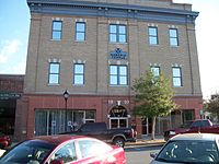 Inverness Masonic Temple from across Old Main Street.JPG
