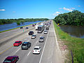 Iowa Flood I-80 DSM 20080613.jpg