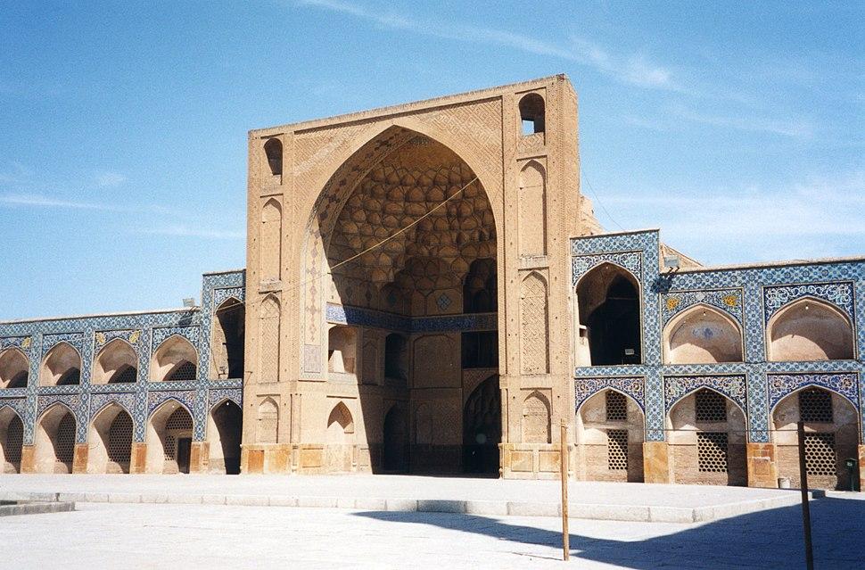 Iran - Ispahan - Mosqu%C3%A9e du vendredi (9259640517)