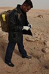 Iraqi investigators practice crime scene investigation DVIDS238125.jpg